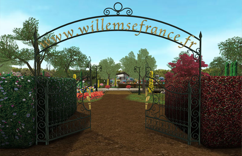 Willemse for Jardin willemse